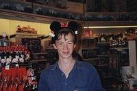 america - andy and minnie mouse ears